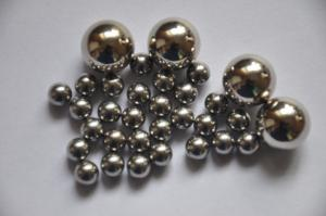 China 316L Miniature Stainless Steel Balls Grinding For Transportation Tools on sale