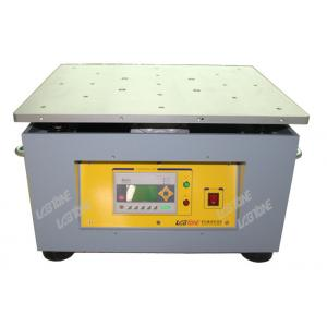 China Vertical Vibration Test Machine For Mobile Phone Batteries Vibration Testing With CE Standard on sale