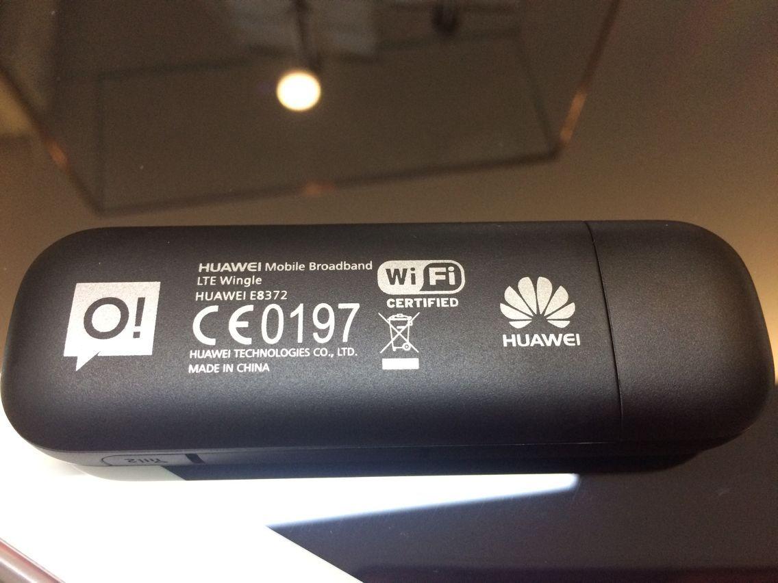 Unlocked Huawei E8372h-153 4G 150M USB dongle wifi stick worldwide