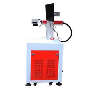 China Jzc Control Card Fiber Laser Metal Marking Machine 20 Watt With Mopa Laser on sale