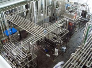 China Drink Plant Turnkey Project Complete Fruit Juice Processing Equipment / Machinery on sale