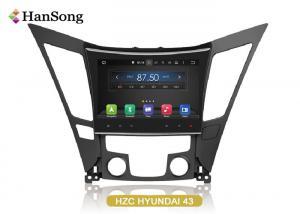 China SONATA 2014 Hyundai Sonata Head Unit Support Download , Vehicle Dvd Player on sale