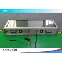 Waterproof P2.5 Taxi LED Display Advertising Video Program 3G/4G/WIFI/SB