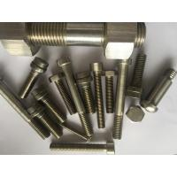 DIN931 DIN 933 Duplex Stainless Steel Fasteners M6 - M64 Stainless Steel 310S Hex Bolt