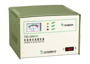 China High Precision AC Automatic Voltage Regulator Single Phase For Measuring Equipment on sale