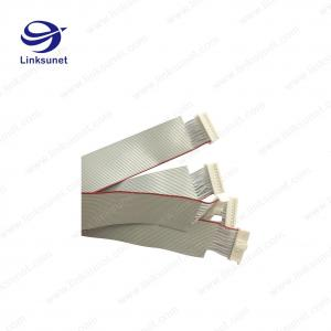 1 27MM PICH UL2651 - 28AWG JST IDC Connectors Ribbon Cable
