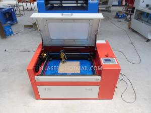 China acrylic laser engraving cutting machine 350 coreldraw on sale