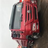 Used HOWO Tractor tippers in africa/ Used Sinotruck Howo 6X4 375hp Dump Truck for Sale in Ghana