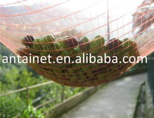 HDPE material olive net anti hail trellis mesh for harvest with