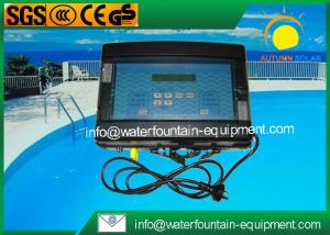 China Pool Controller Automatic Pool Dosing Systems 3 In 1 With ORP Sensors / Dosing Pumps on sale