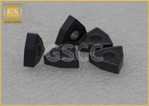 China Cutting Square Carbide Inserts / Steel Lathe Tool Holders Carbide Inserts on sale