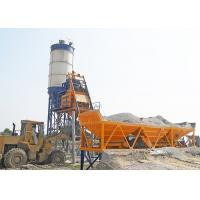 China Concrete Batching Plant Equipment Stationary Portable Stabilized Soil Mixing Plant on sale
