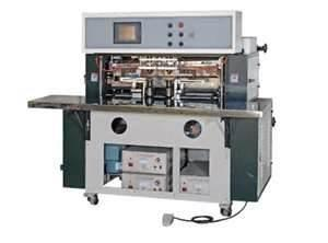China Transparent Cylinder Forming Machine for plastic cylinder forming, PP cylinder on sale