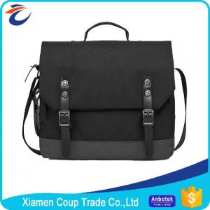 China Thickened Fabric Ladies Fashion Handbags Oxford Tote Bag 39x9.5x32cm Size on sale