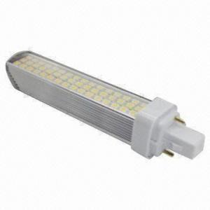 China G24/E27 LED Bulb, 100 to 240V AC, 50/60Hz Input Voltage, No UV/IR Radiation, CE/RoHS Certified on sale
