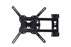 China Adjustable Swivel TV Wall Mount Brackets Metal Structure Simple Useful Design on sale