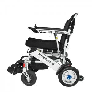 China Multifunction Handicapped 300W Battery Electric Wheelchair on sale