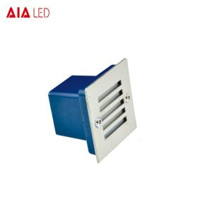 China Square waterproof IP65 led stair light &mini LED path light for movie theatre used supplier