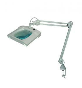 China Compact LED Beauty Magnifying Lamp  , Dental Magnifying Lamp With 80 LEDs on sale