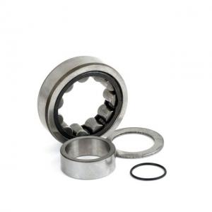 China Machine components for the semiconductor industry bearing NU1018 E M TV TN Cylindrical Roller Bearing on sale