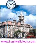 large wall clock with hour minute hand for public school 39inch 42inch -Good Clock (Yantai)Trust-Well Co