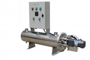 China Automatic Self-cleaning UV Water Sterilizer For Urban Wastewater Disinfection on sale