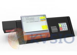China Easy for Maintenance Interactive Credit card payment Kiosk Retail Mall Kiosk on sale