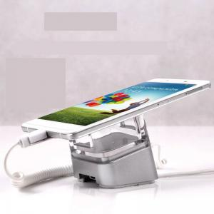 China COMER New acrylic display alarm anti theft holders security for tablet android mobile iphone on sale