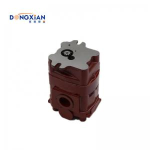 China High Pressure Excavator Gear Pump Pilot Pump for Kobelco PVD-3B-56 SK70SR on sale