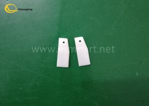 China White Pick Line Internal Parts Of Atm Machine , Retainer Pick Line Ncr Atm Parts on sale