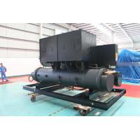 R134a 2333.74KW Heat Pump Condensing Unit For Hotels / Schools