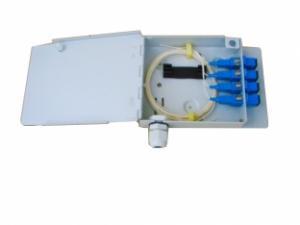 China Rack-Mounted Type Fiber Optic Termination Box on sale
