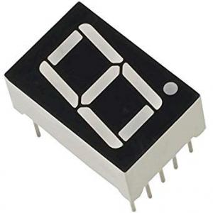 China 1.5 Inch 7 Segment Numeric Display For Industrial And Instrumental Applications on sale