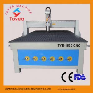 China 1530 CNC Wood Carving machine with vacuum table TYE-1530 on sale