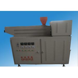 China Equipo plástico automático de la protuberancia de la temperatura constante para las botellas del plástico de los pp on sale