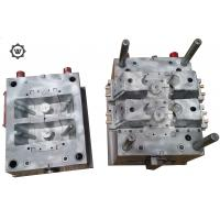 Large Runs Plastic Injection Mold Tooling For ABS Holder PA66+20GF Part Material