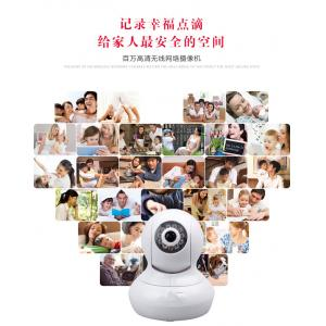 China Mini Wireless Baby monitor P2P Network Megapixel IP PTZ Camera with Alarm and audio on sale