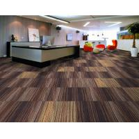Indoor Outdoor Carpet Tiles Customized Color Pile Height 2.5-5.5mm