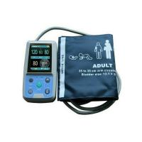 China With Adult Cuff ABPM50 24 hours Patient Monitor Ambulatory Automatic Blood Pressure NIBP Holter with USB cable software on sale