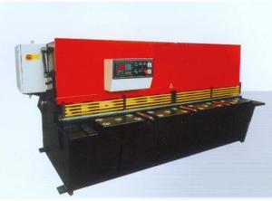 China Swing Beam Hydraulic CNC Shearing Machine For Aluminium Pruning on sale