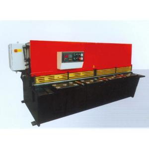 China Swing Beam Hydraulic CNC Shearing Machine For Aluminium Pruning on sale