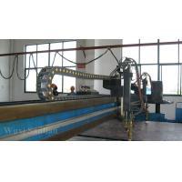 High Precision CNC Plasma Cutting Machine 380V 50HZ For Cutting Mild Steel