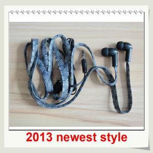China 1.2 m Customized Comfortable Hoodies Water Proof Earphones For Mp3 / Mp4 on sale