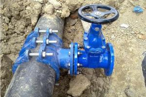 China Stainless Steel Resilient Seated Gate Valve Anti- Corrosion ANSI/AWWA C509 Standard on sale