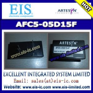 China AFC5-05D15F - ARTESYN - Single and dual output - Email: sales009@eis-ic.com on sale