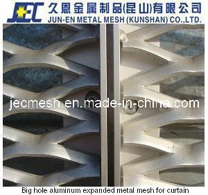 China Malla ampliada aluminio de anodización de la construcción (JEC-S006) on sale