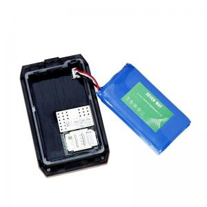 China Mini Hidden Magnetic GPS Tracking Device For Vehicle / People , Spy Tracking Devices on sale