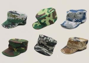 China Outdoor Waterproof Military Hats And Caps For Military Training on sale