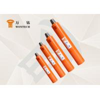 High Hardness DTH Borewell Drilling Hammers , Oil Drilling Tools Anticorrosive