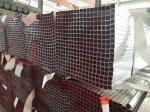 ASTM Galvanized Square Tube / Galvanized Steel Pipe For Greenhouse